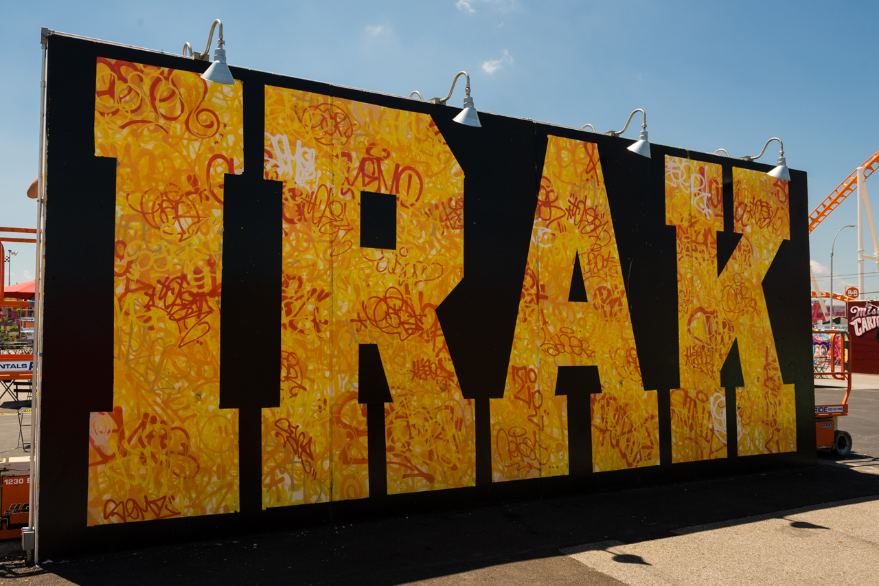 Irak for Coney Art Walls 2015