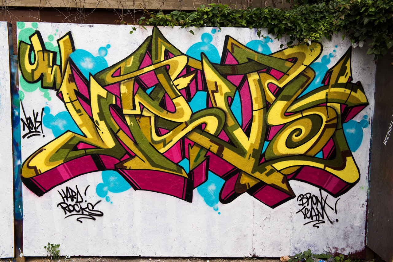 Nevs for Section 1 - Artscape 2016