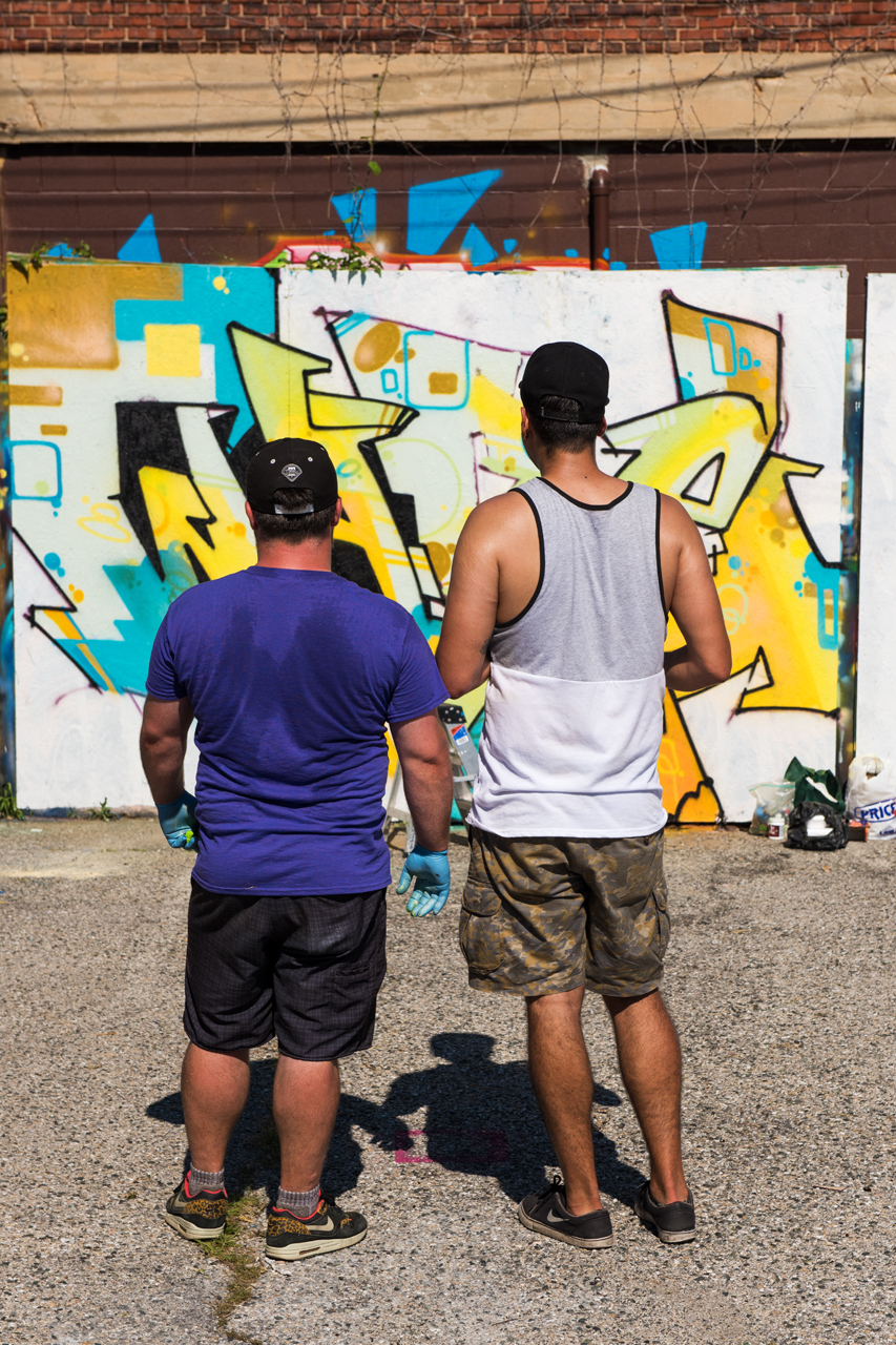 Wake for Section 1 - Artscape 2016