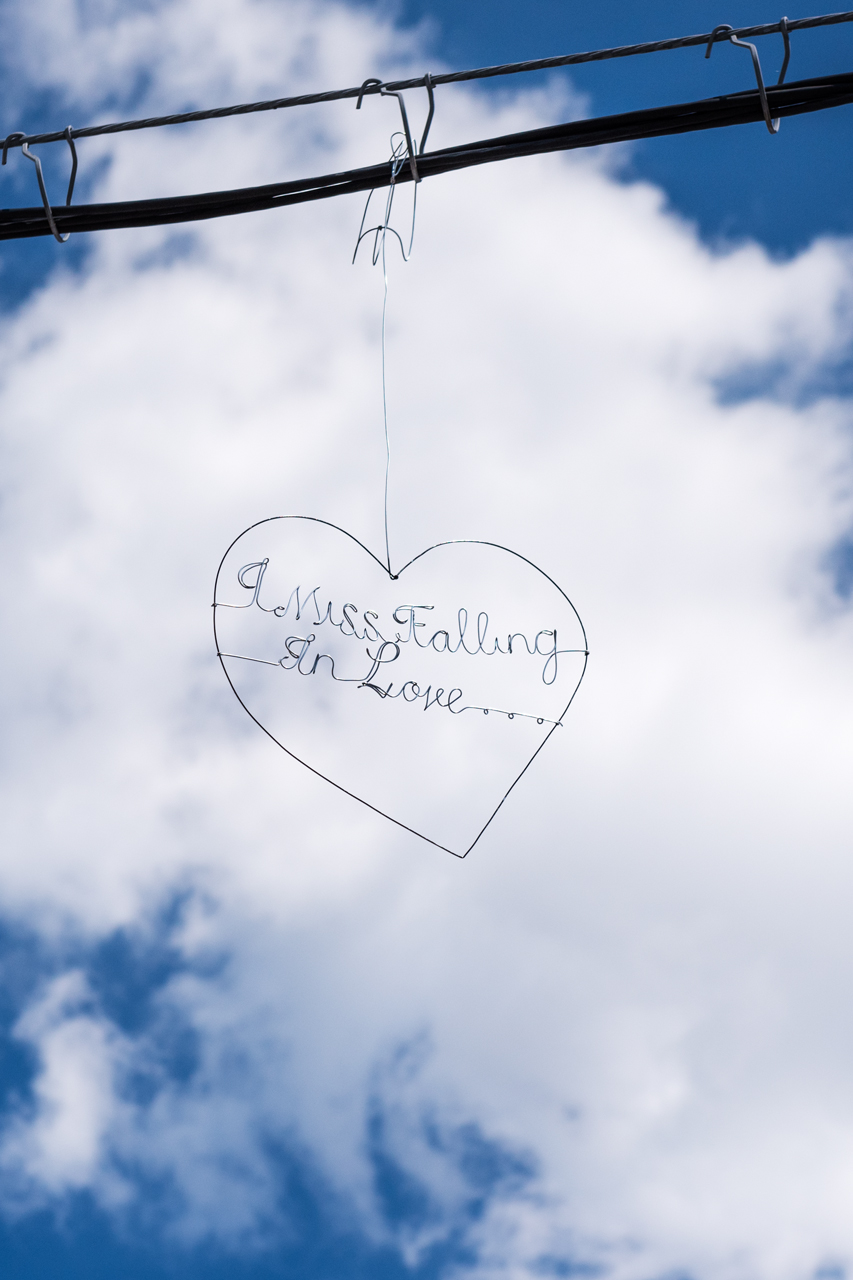I miss falling in Love - Reed Bmore Artscape 2016