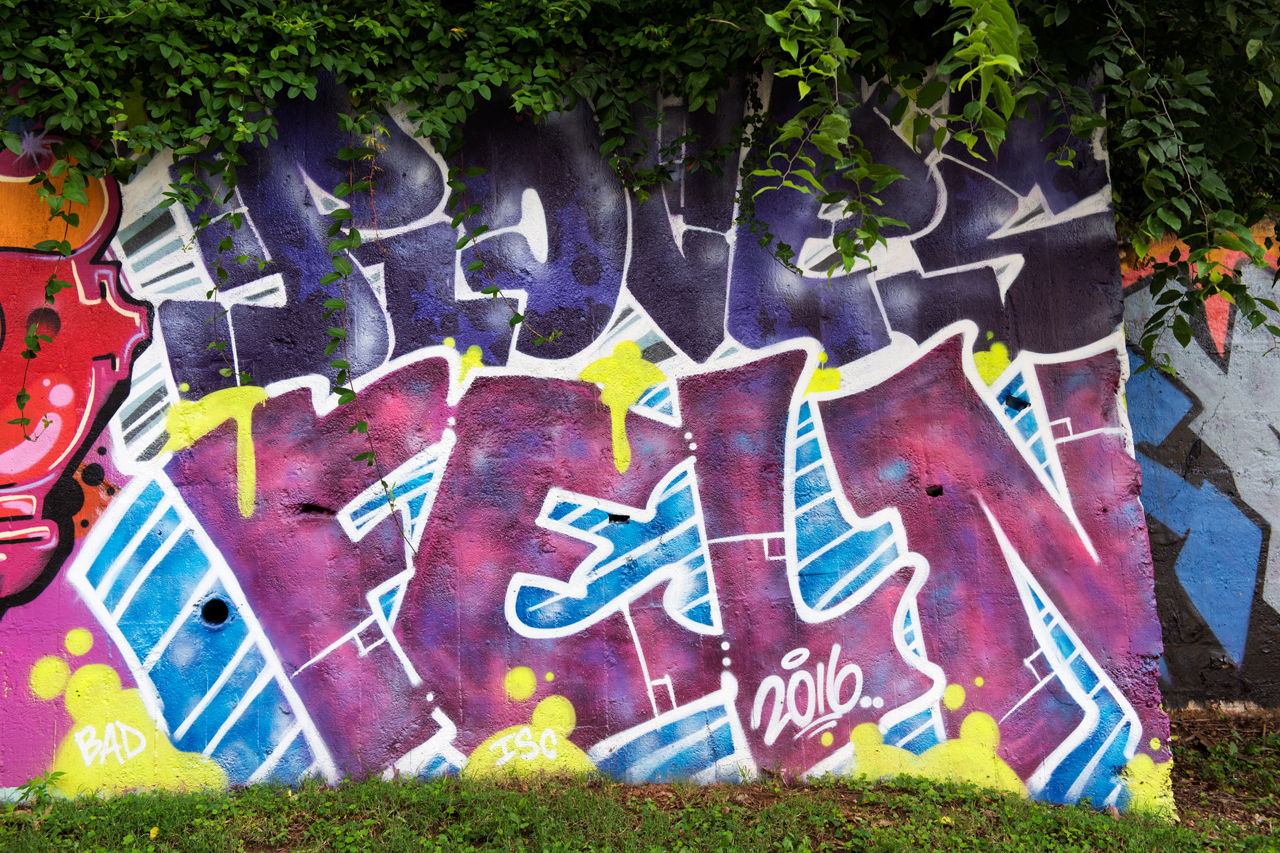 Roves and Feln for Fines Lines Paint Jam 2016