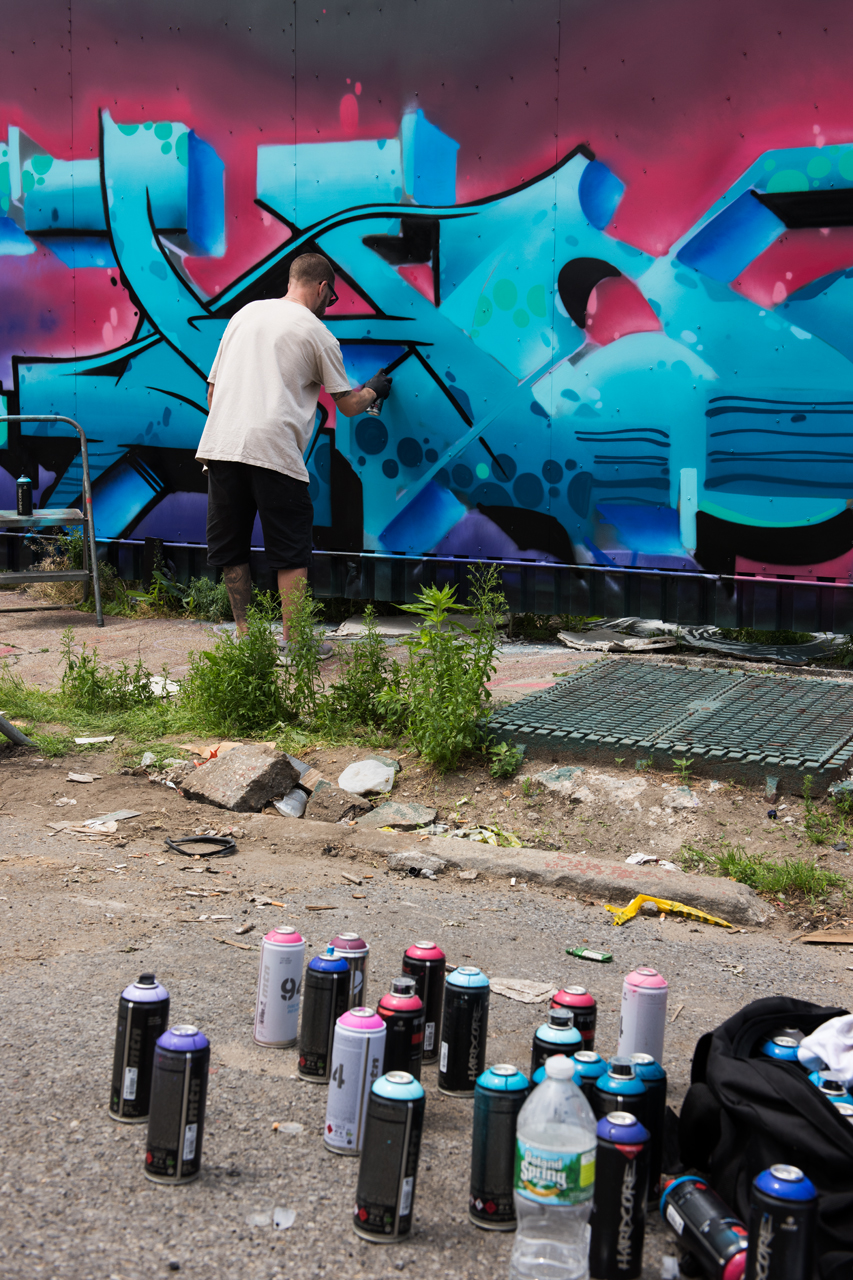 Graff at Block Party _ 20