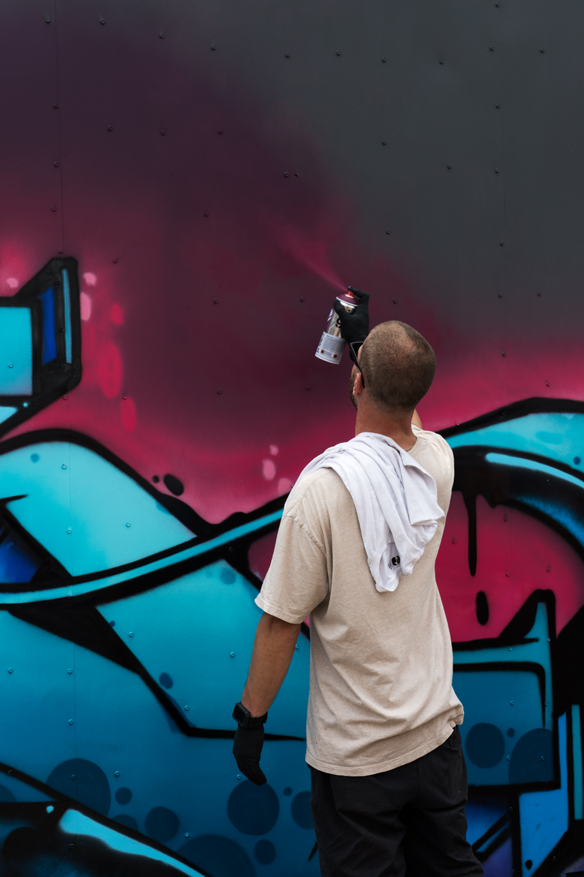 Graff at Block Party _ 21