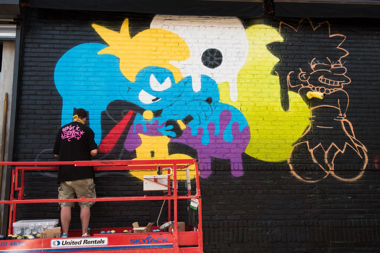 Graff at Block Party _ 39