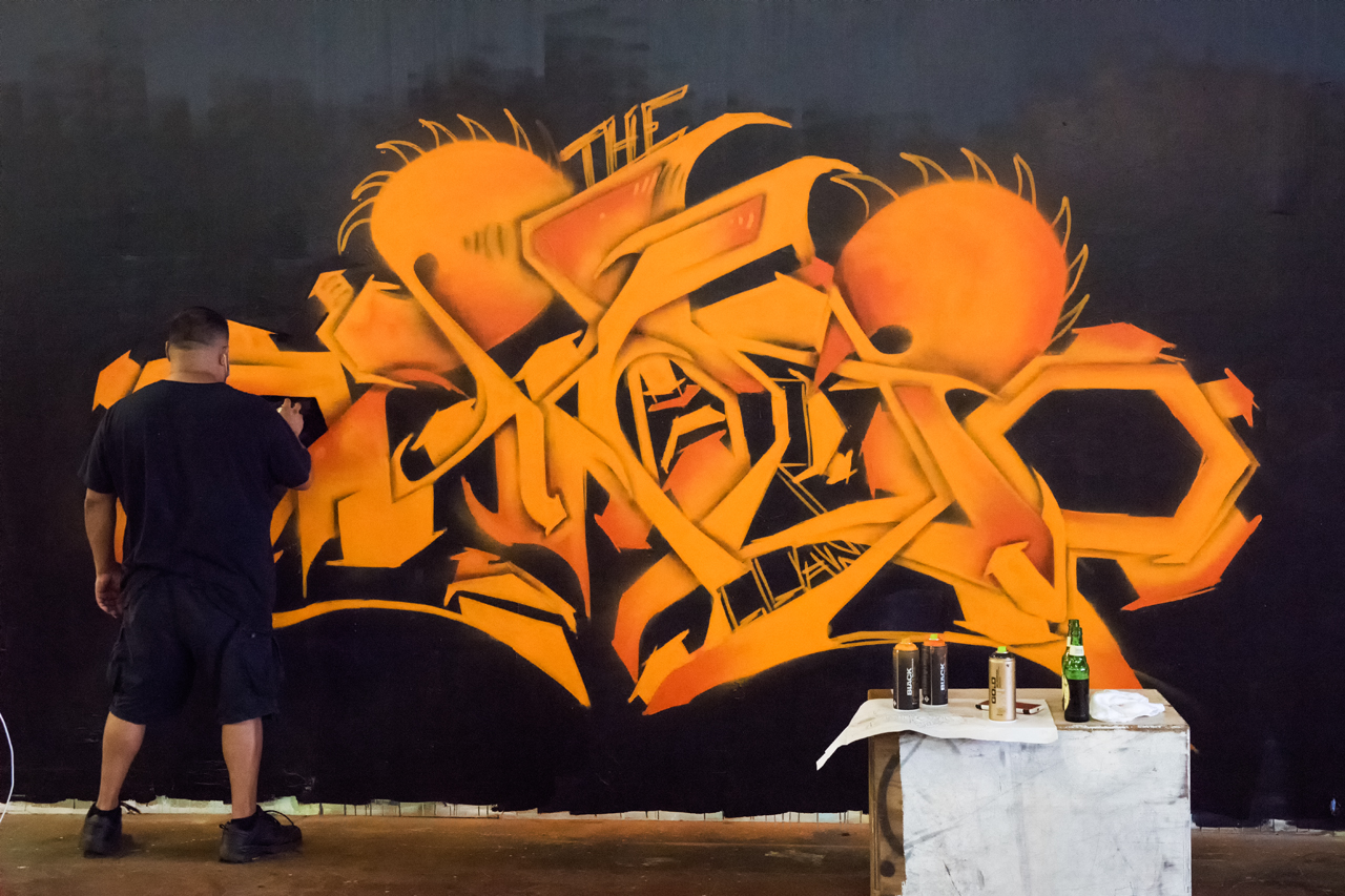 Syko at work