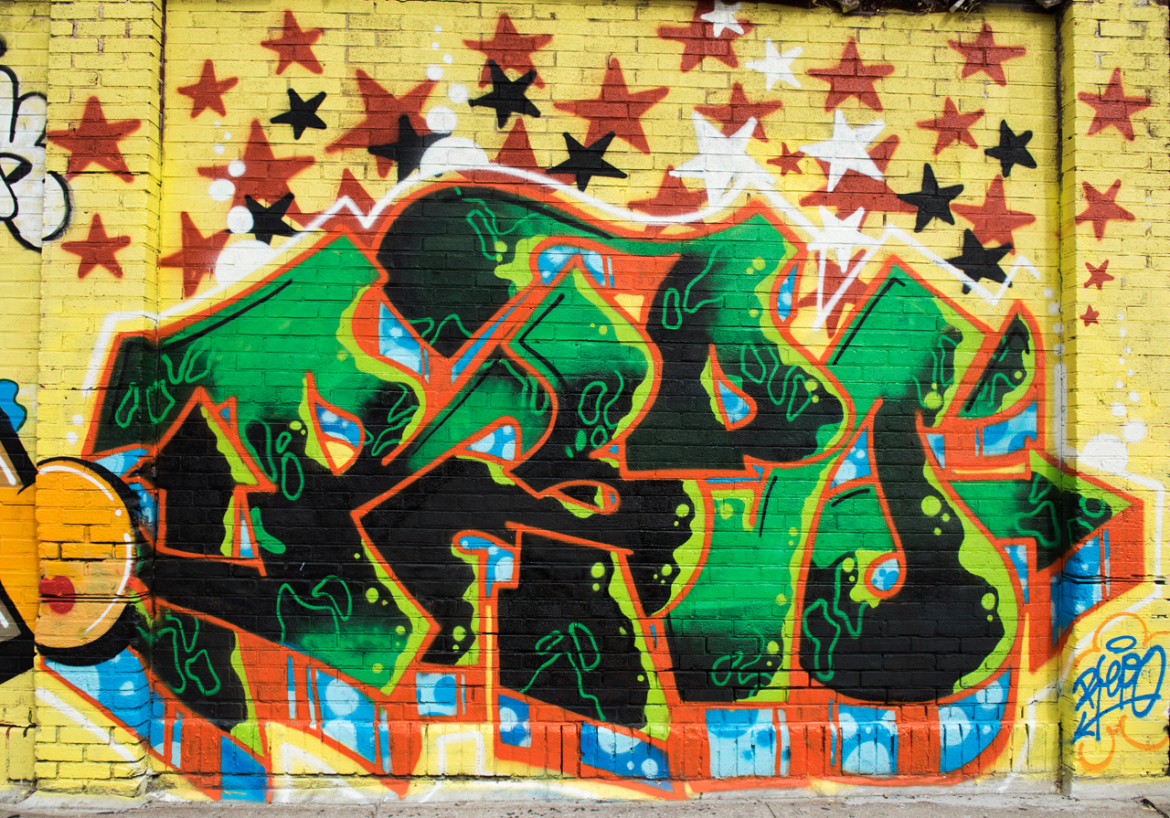 Repo - for Arts & Rhymes' series Who Got Style