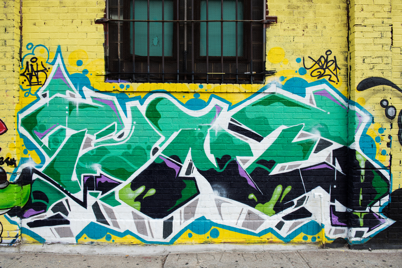 Tone - for Arts & Rhymes' series Who Got Style