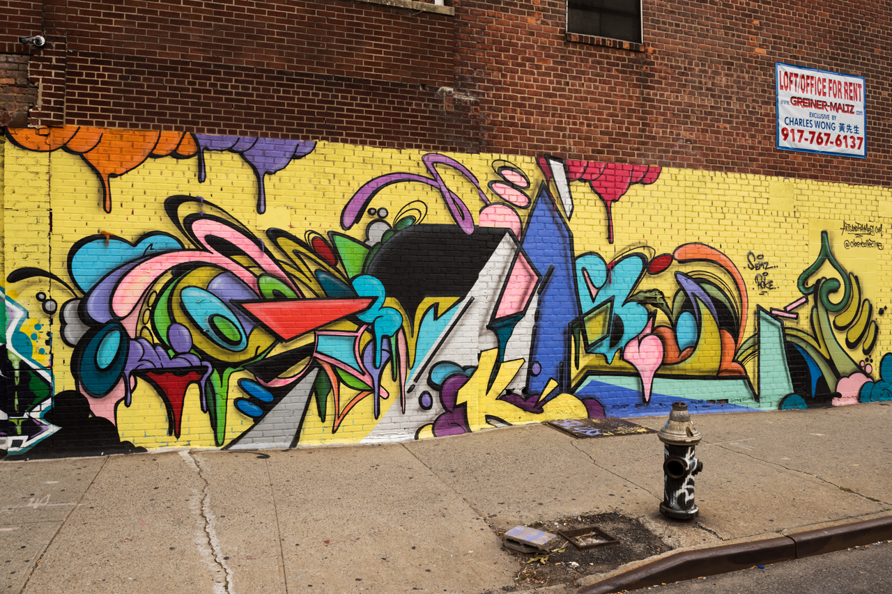 Collaboration with Ski, 2 Ease, Ology Collective and Col Wallnuts - for Arts & Rhymes' series Who Got Style