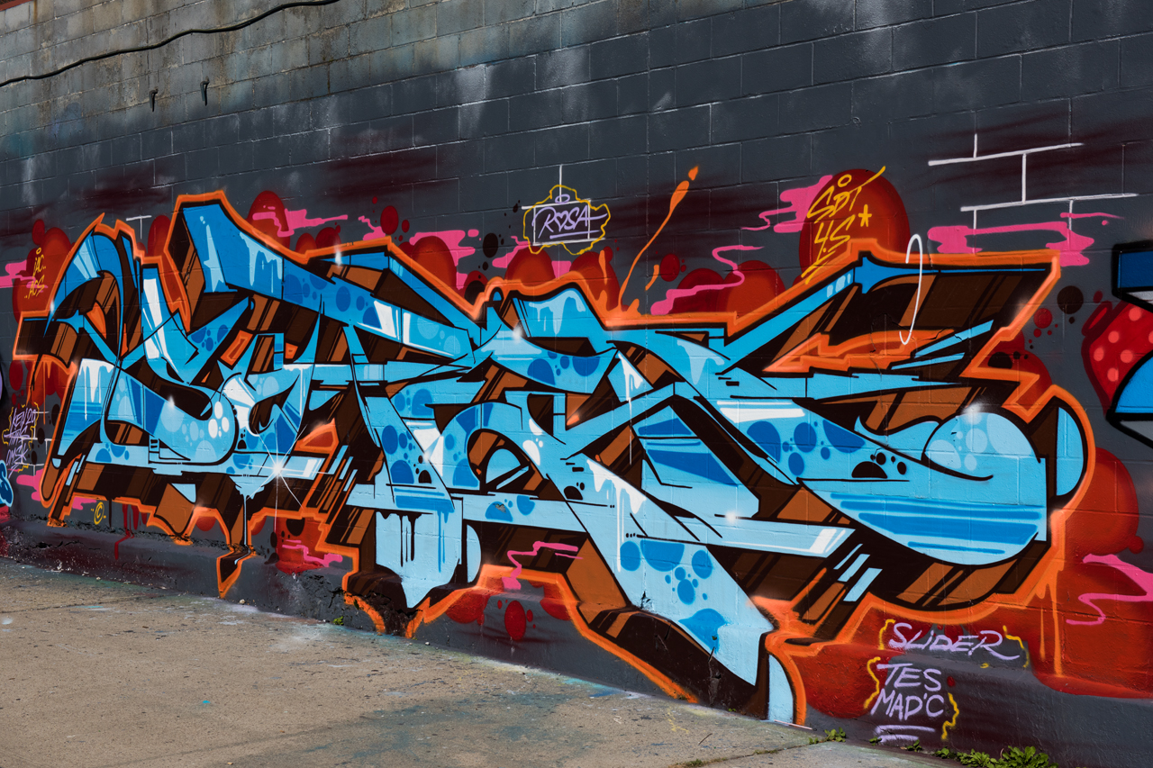 Soten - from the wall with Hoacs and Trace