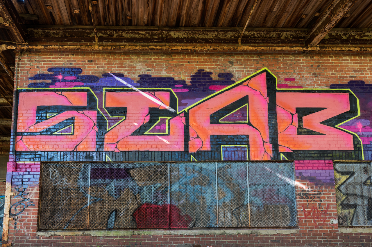 Stab - collaborative artwork with Later