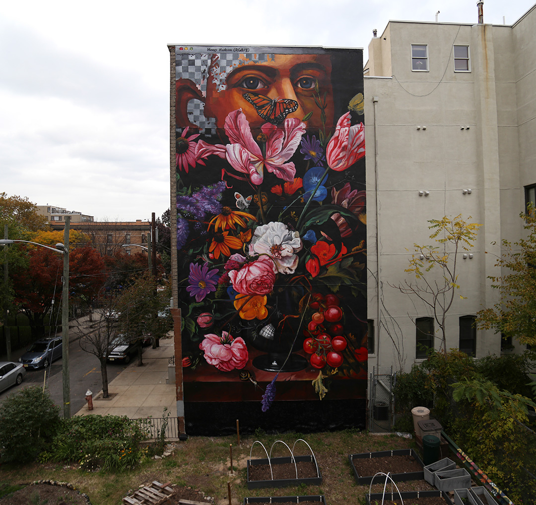 Gaia - Final Full Wall for Savage Habbit