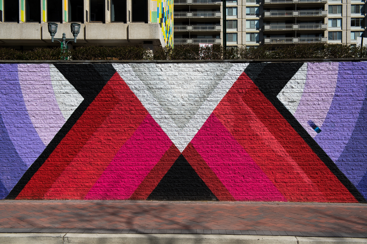 Part of the mural by Cita Chelove