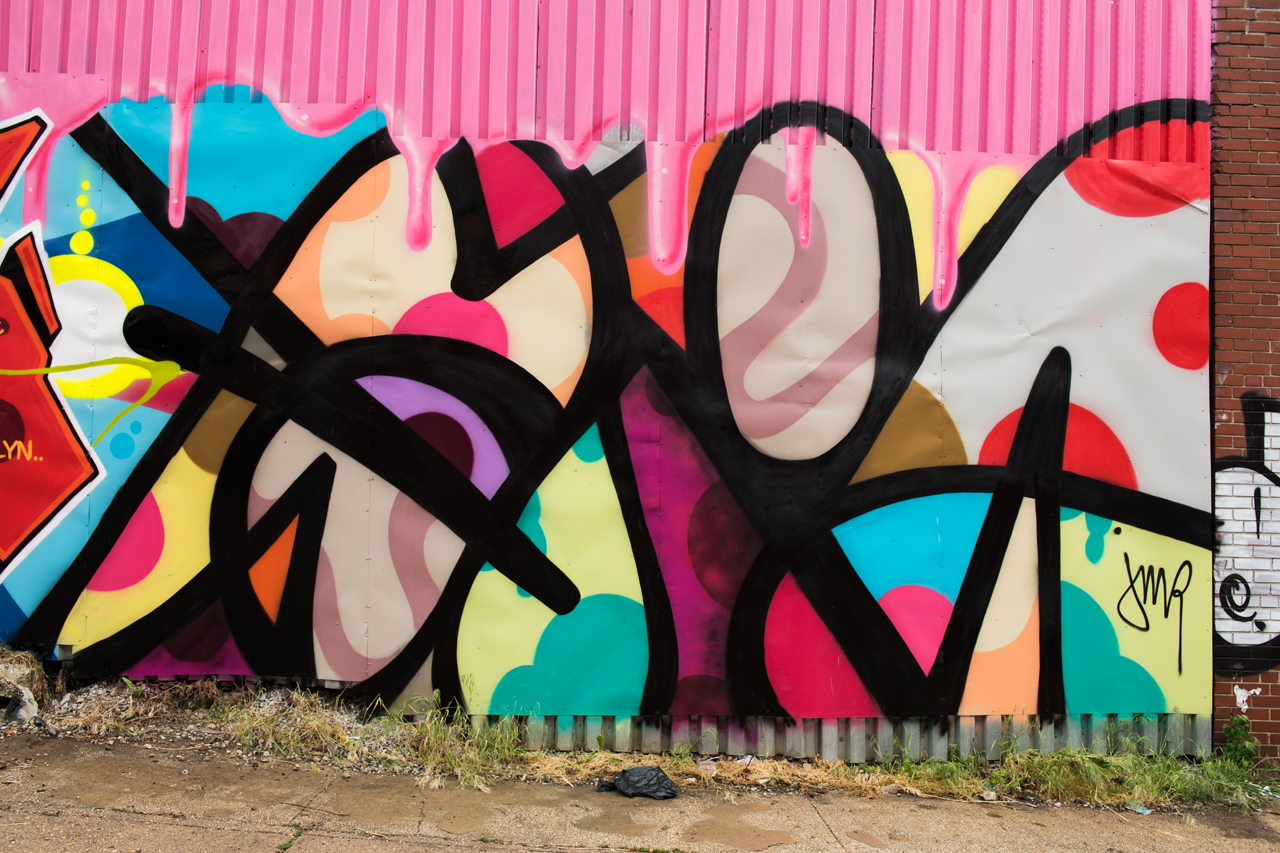 JMR for the Bushwick Collective
