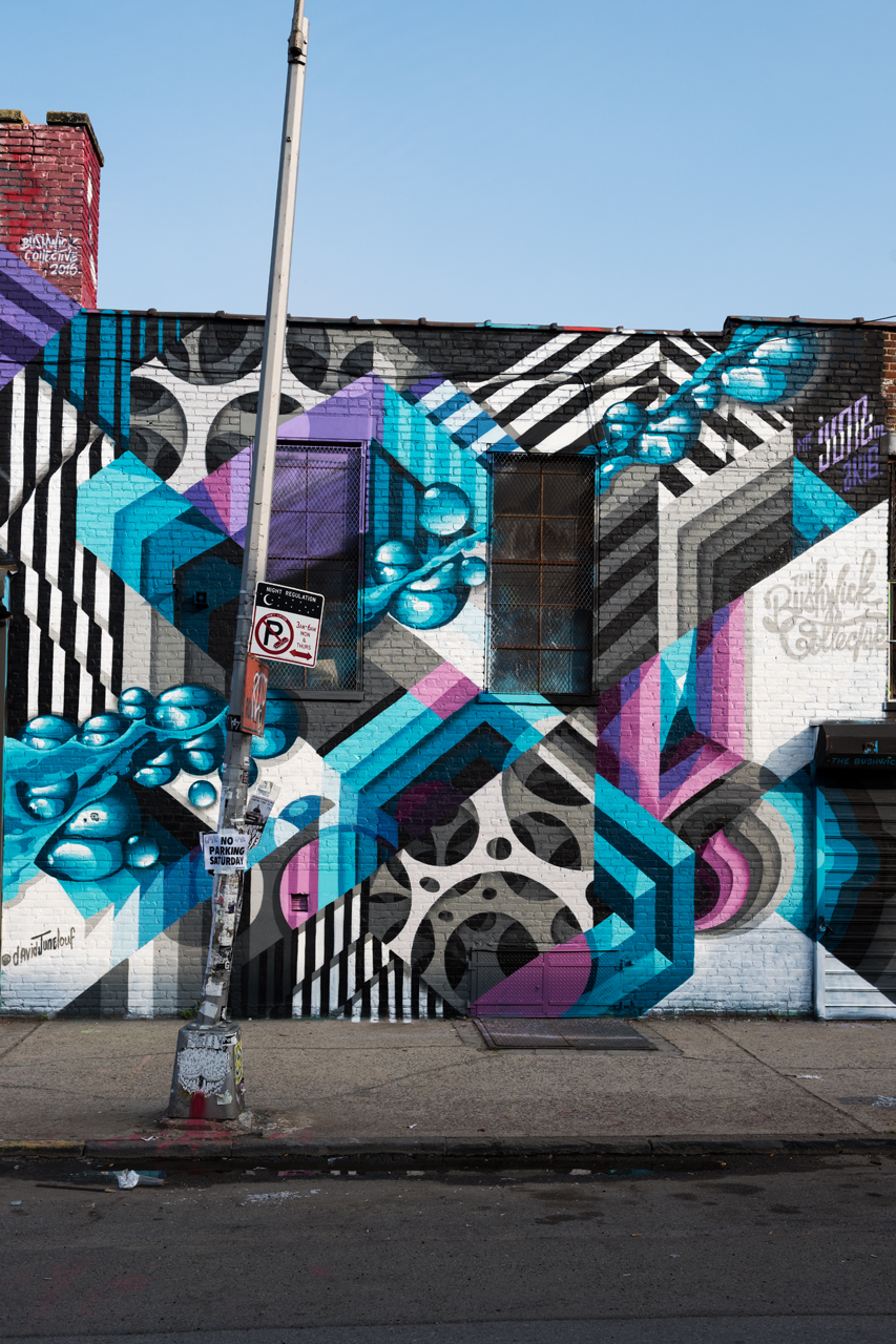 June for the Bushwick Collective