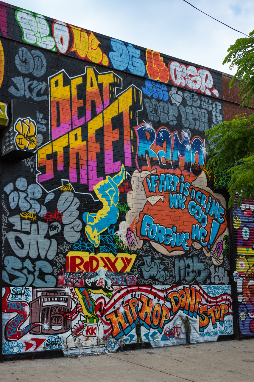Beat Street - ac2bsk for the Bushwick Collective
