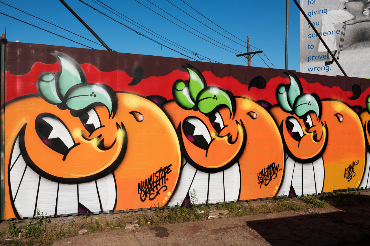 Atomik for the Bushwick Collective