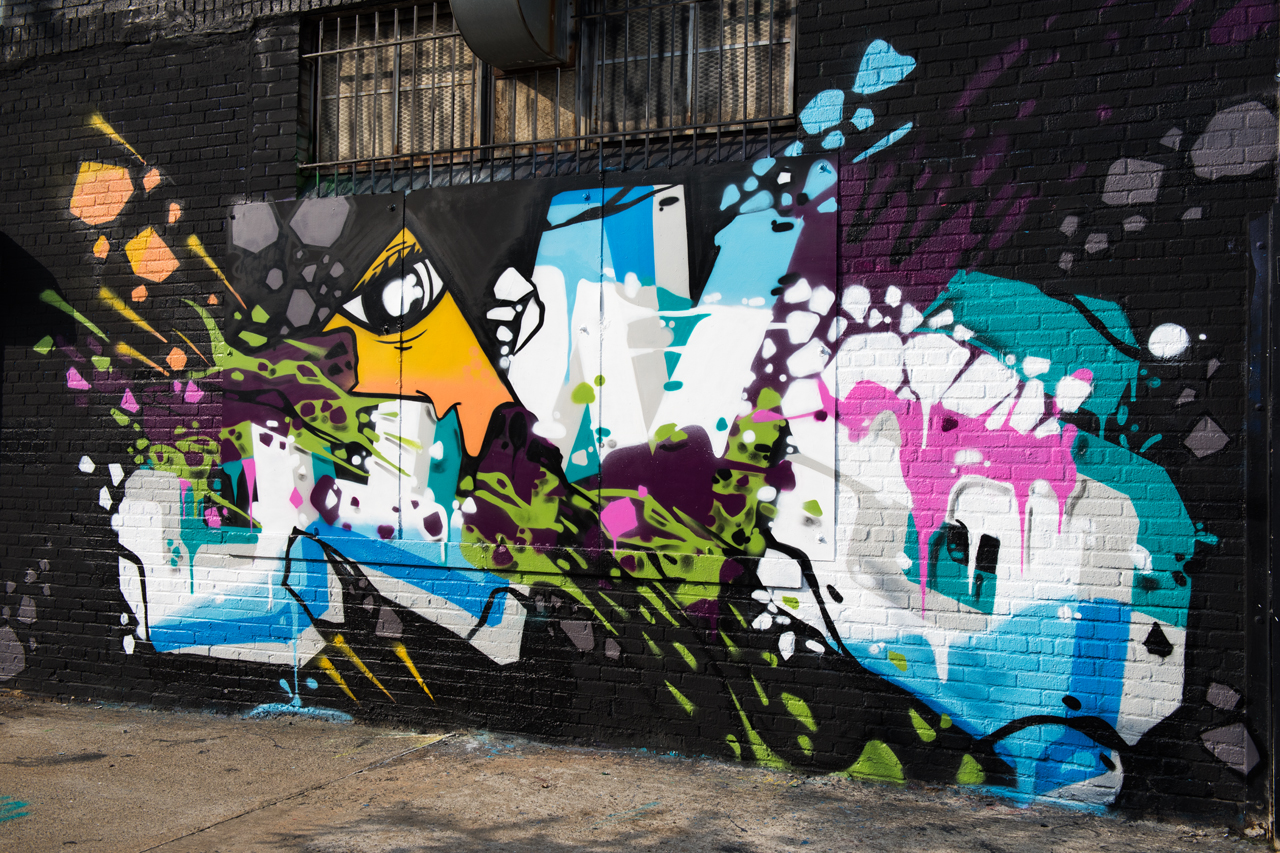Jins for the Bushwick Collective