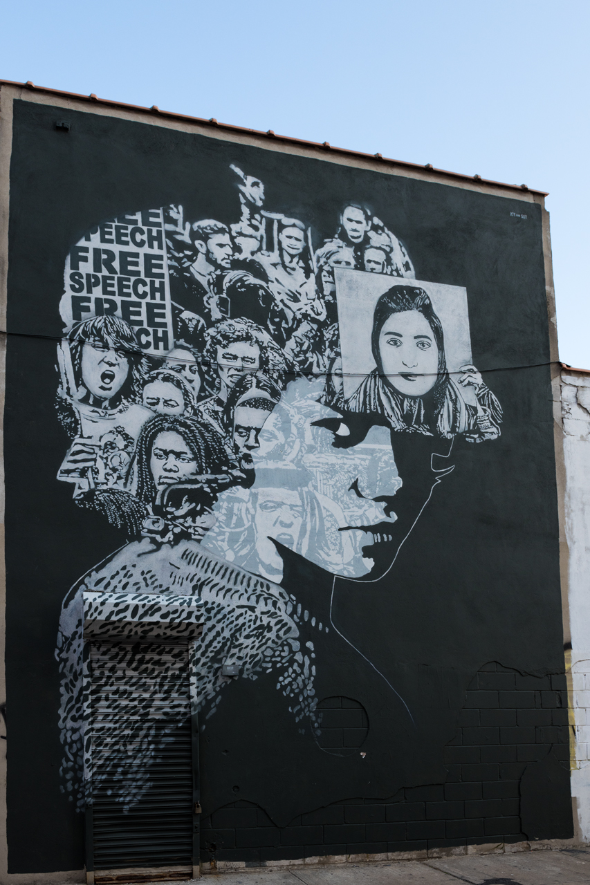 Free speech by Icy & Sot