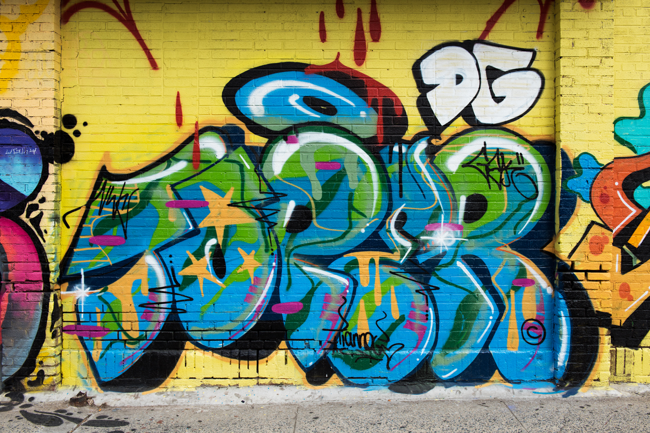 Toper - for Arts & Rhymes' series Who Got Style