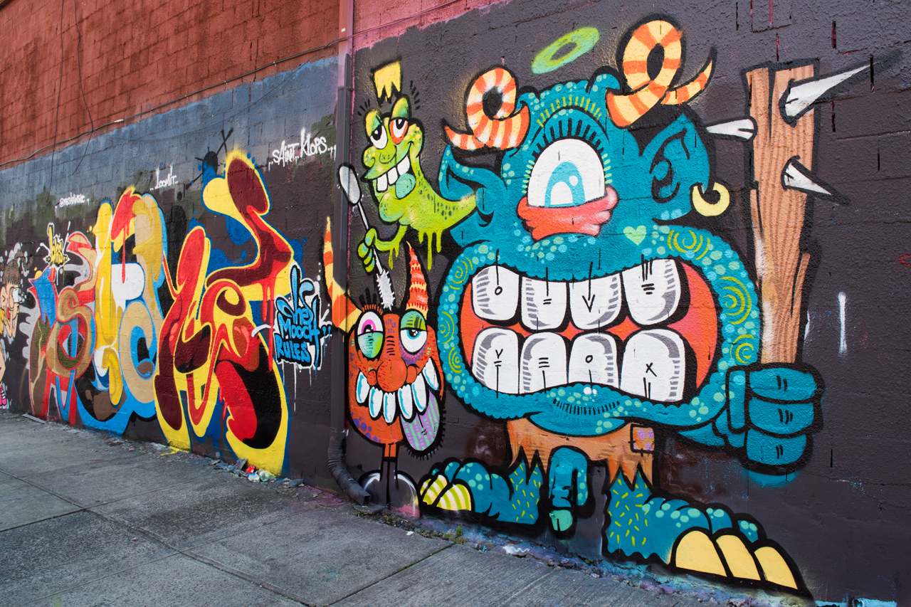 Phetus - from the wall from the wall with Hoacs, Zaone, Such and Klops