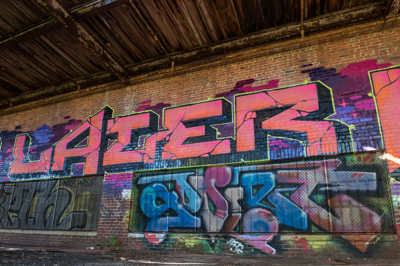 Later - collaborative artwork with Stab